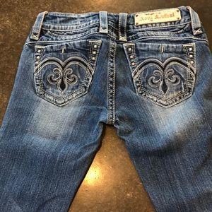 Rock Revival Adele Boot Cut Jeans